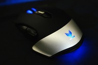 竞技性能级怪兽 雷柏V310游戏鼠标试玩