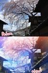 几步教你把普通街拍照PS成日本动漫风格