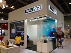 TOTOLINK携新品N600R亮相香港电子展