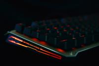 血手幽灵B840光轴2代机械电竞键盘试玩