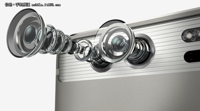 双镜头相机推动品牌升级