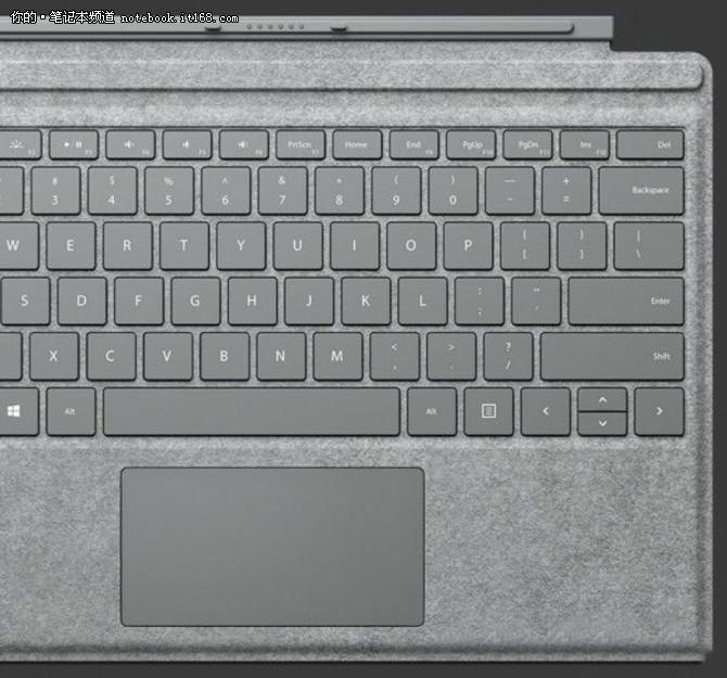 Surface键盘新配件 高档面料3、4代通用