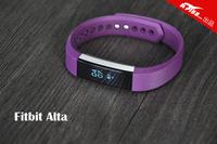 日常健身+高颜值 Fitbit Alta手环评测