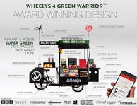 Wheelys咖啡亮相CES Asia 推广绿色科技