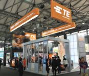 TE Connectivity首次亮相2016 CES Asia