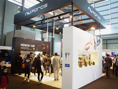 NuForce新智耳机亮相CES Asia 2016