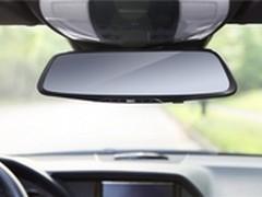 360行车记录仪后视镜新品 一键举报违章
