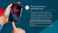 仅次于亲儿子 Moto G4 Plus可升安卓8.0