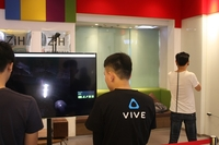 庆京东奶茶馆开业一周年 VR产品齐助阵