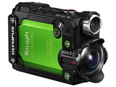 奥林巴斯正式发布TG-Tracker运动相机