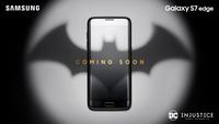实力炫酷 三星将推出蝙蝠侠版S7 edge