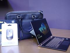 奢华级嵌入式转轴设计 HP Spectre热售