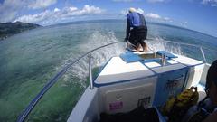 索尼潜境探秘 塞舌尔潜水与鲸鲨的偶遇
