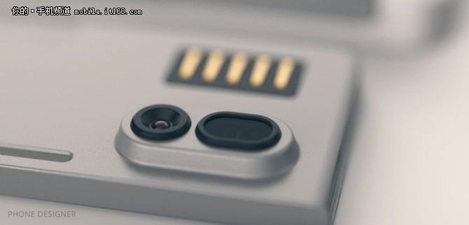 无耳机孔 Surface Phone模块化手机曝光
