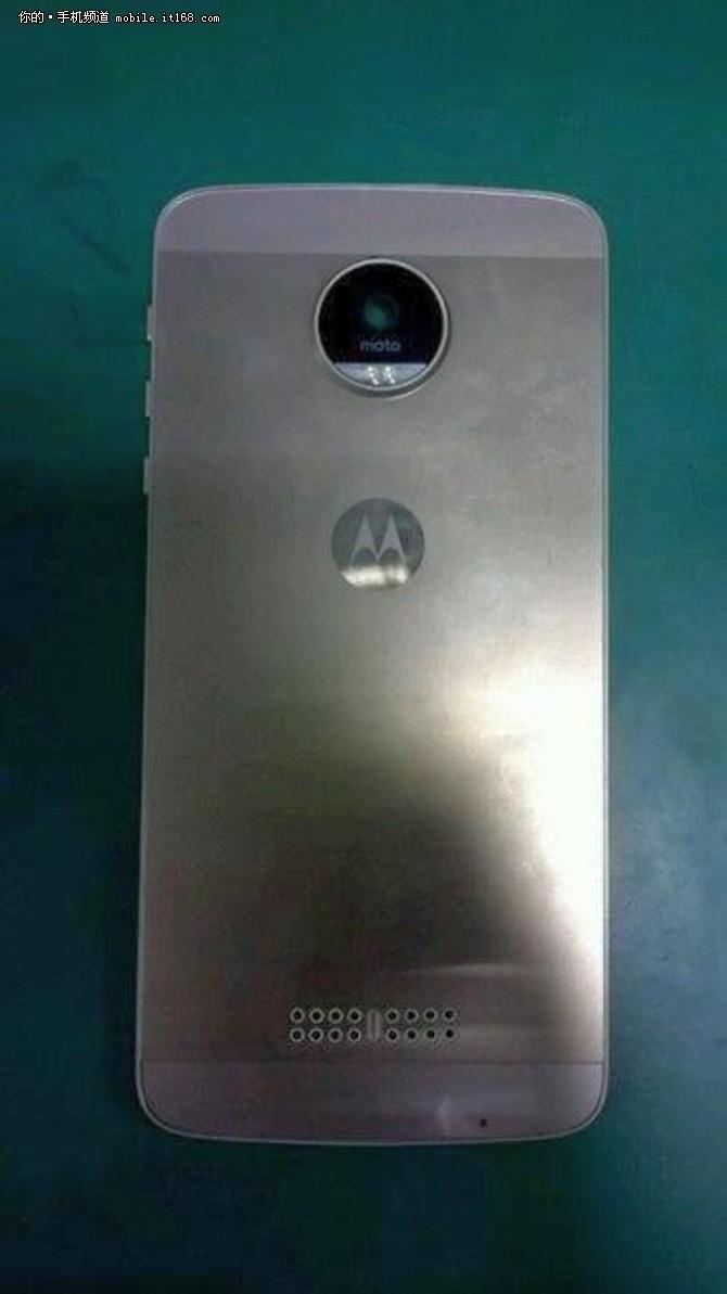 摄像头Home键大亮点 Moto X4外观曝光