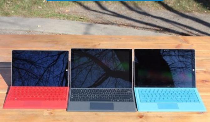 微软Surface Pro4中国版256G特价8188元