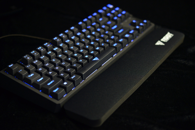 原厂CHERRY轴 iNSIST G55机械键盘评测