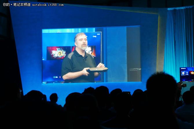 英特尔联手腾讯游戏、海尔发布游戏主机