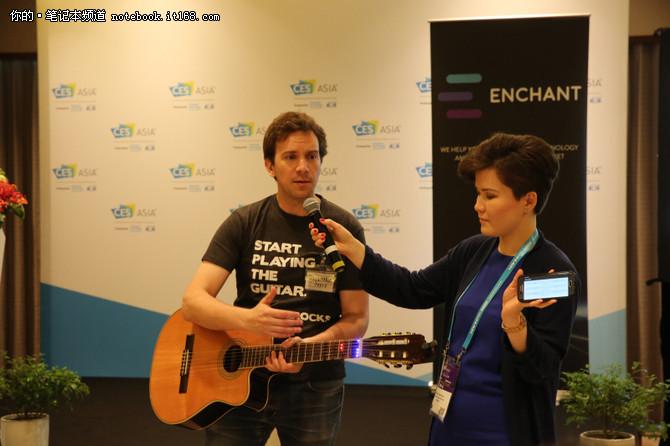 关注硬件初创企业 EnchantVC公司专访