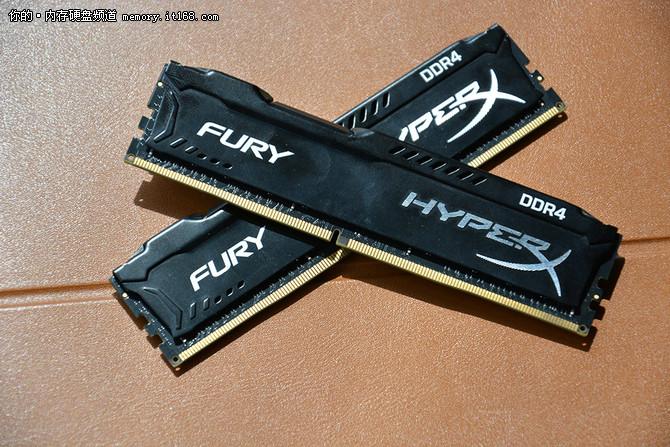 还在用DDR3? HyperX FURY DDR4内存评测