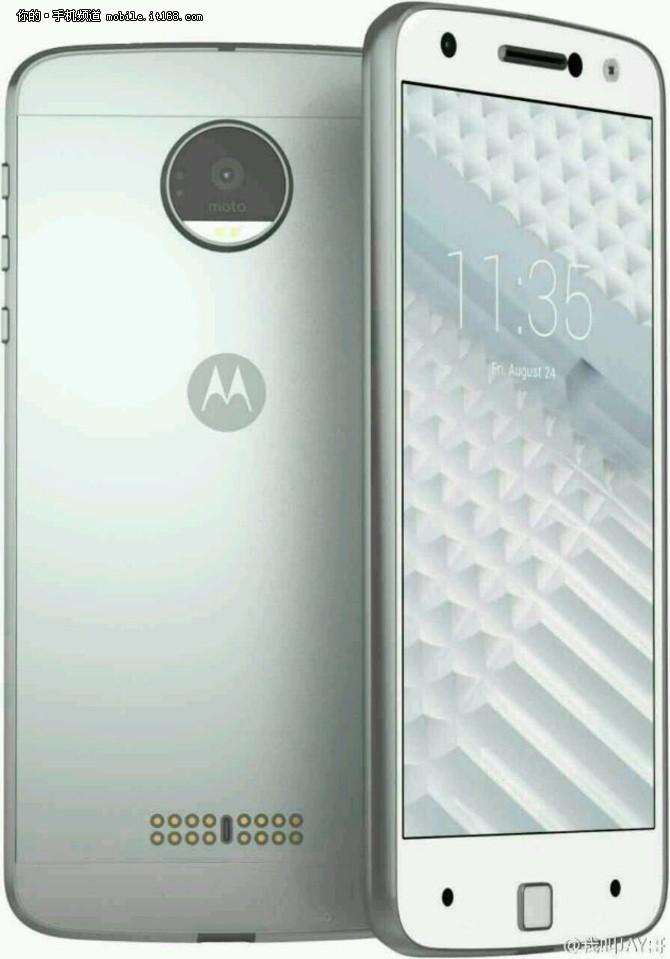 5.2mm超薄设计 Moto Z Style将配防碎屏