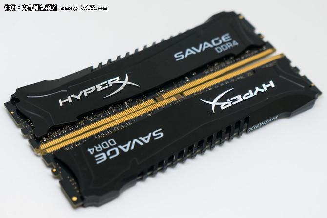 骇客再临 HyperX SAVAGE DDR4内存评测