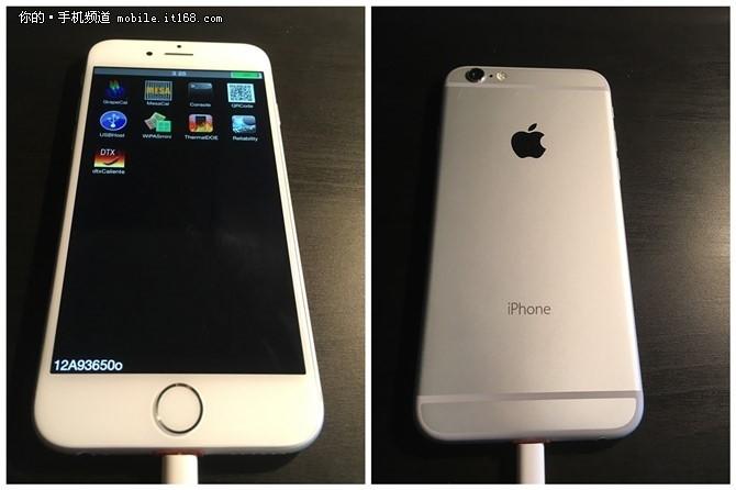 价格逆天 iPhone6原型机拍卖:4.7万元!