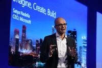 纳德拉比微软上任CEO更懂开发者的心思