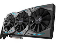 华硕 ROG Strix GeForce GTX 1080