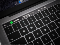 高清图曝光 新版MacBook键盘或采用OLED