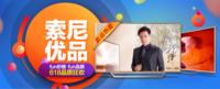 纵享夏日京东618 索尼4K电视火热促销中
