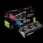 华硕发布新品 Strix GeForce GTX 1070