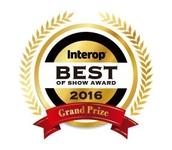 博科斩获2016 Interop最佳SDI/NFV大奖