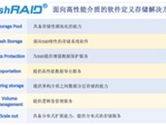 Memblaze发布软件定义存储—FlashRAID