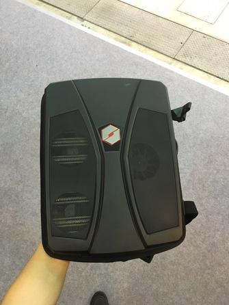 机械革命推出VR背包 亮相Computex2016