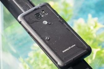 配大容量电池 军工版三星S7 Active发布