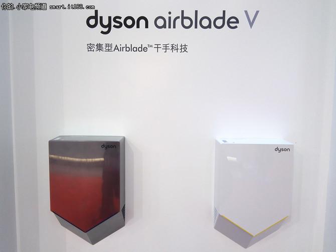 戴森Airblade干手器全系亮相2016 K&B展