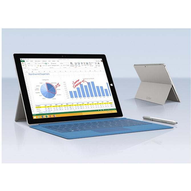 特惠价 微软surface pro3 256g仅5999元
