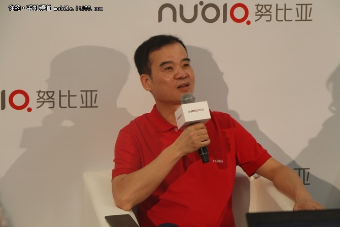 C罗代言提升品牌溢价 努比亚倪飞专访
