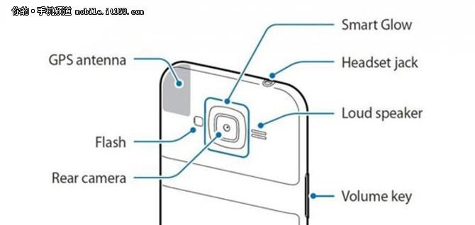三星Note7被曝 智能提醒的摄像头LED灯