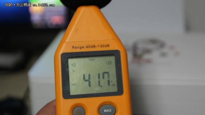 联想7208w噪音测试
