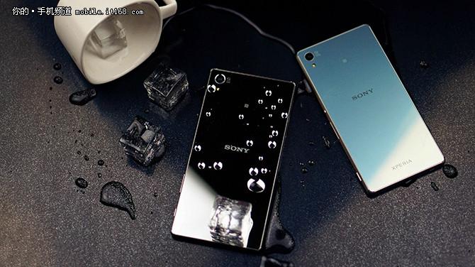 索尼Z5领衔 炎炎夏日三防手机推荐