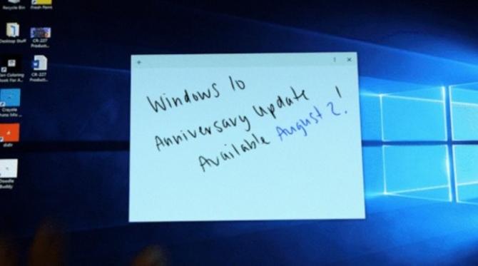 Win10装机量突破3.5亿台 8月推周年更新