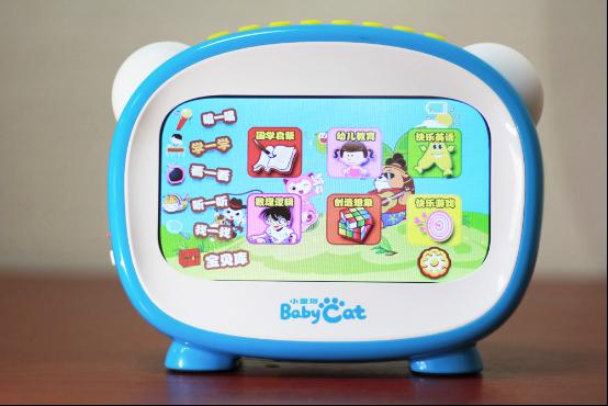 原道小童猫T5早教时代四维立体成就未来