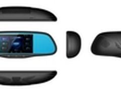 全网通MTK8665智能后视镜恒泰互联首发