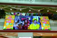 商场激活力 杰和G33O多屏拼接显示方案