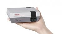 任天堂秋季推迷你NES 预装30款经典游戏