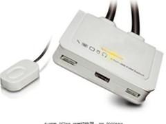 DP接口的2口线性KVM切换器