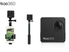世界最小 全景相机Nico360售价199美元