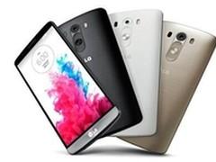 圆角高屏设计 LG G3港版仅售780元